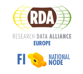 Research Data Alliance noeud national France